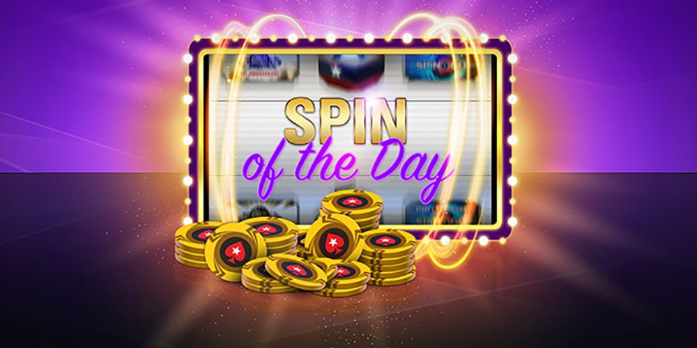 Акция на Pokerstars Spin of the day